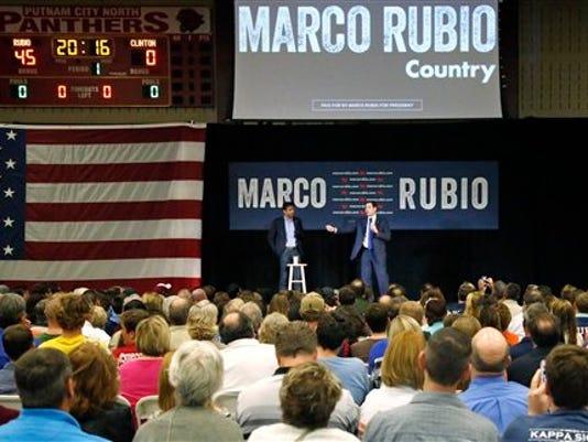 Marco Rubio, Bobby Jindal