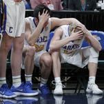 Carmel 'played our hearts out' in Class 4A loss to Warren Central