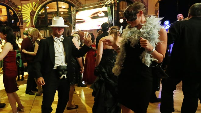Union Station will host its annual New Year's Eve Masquerade Ball on Dec. 31.