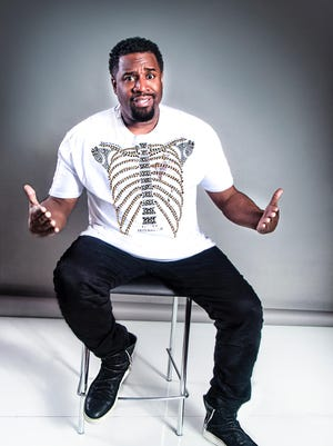 Comedian Corey Holcomb performs at Levity Live in West Nyack Feb. 7-9.