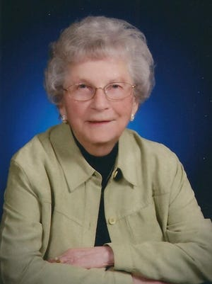 Mary Cook, 93