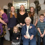 Longtime Redford resident marks a century of life
