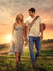 """After being gone for a decade a country star returns home to the love he left behind in """"Forever My Girl."""""""