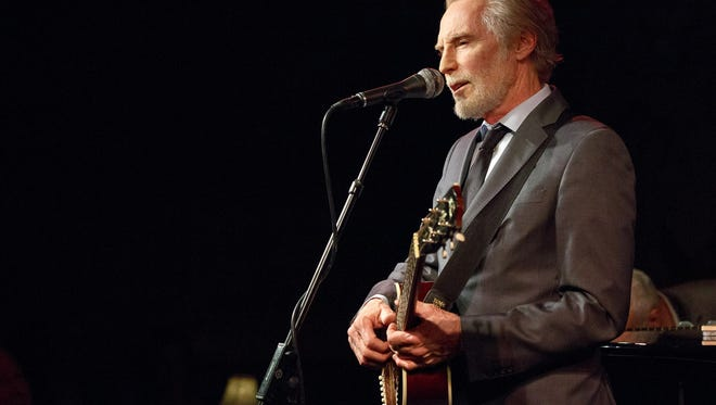 Hit songwriter and solo artist JD Souther will perform Friday, Feb. 9, 2018, at the Thrasher Opera House in Green Lake.