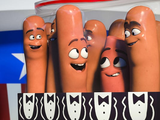 Film Review Sausage Party