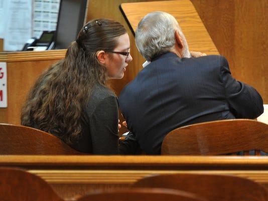 Sara Woody trial 2