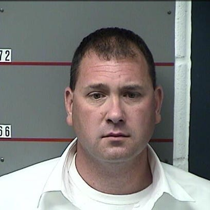 Rutherford County Sheriff Robert Arnold is being held