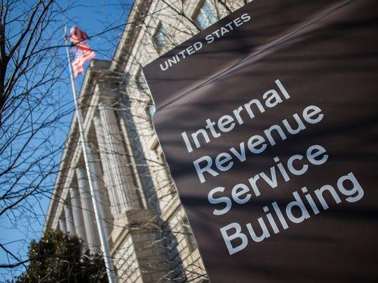 US-POLITCS-IRS-BUILDING