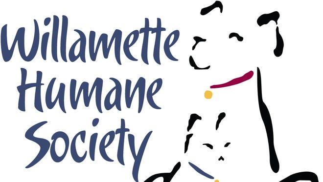 The Willamette Humane Society logo.