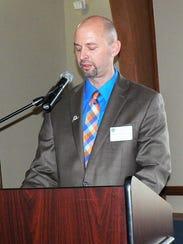 Dr. Wayne Weber, Dean, College of Business, Industry,