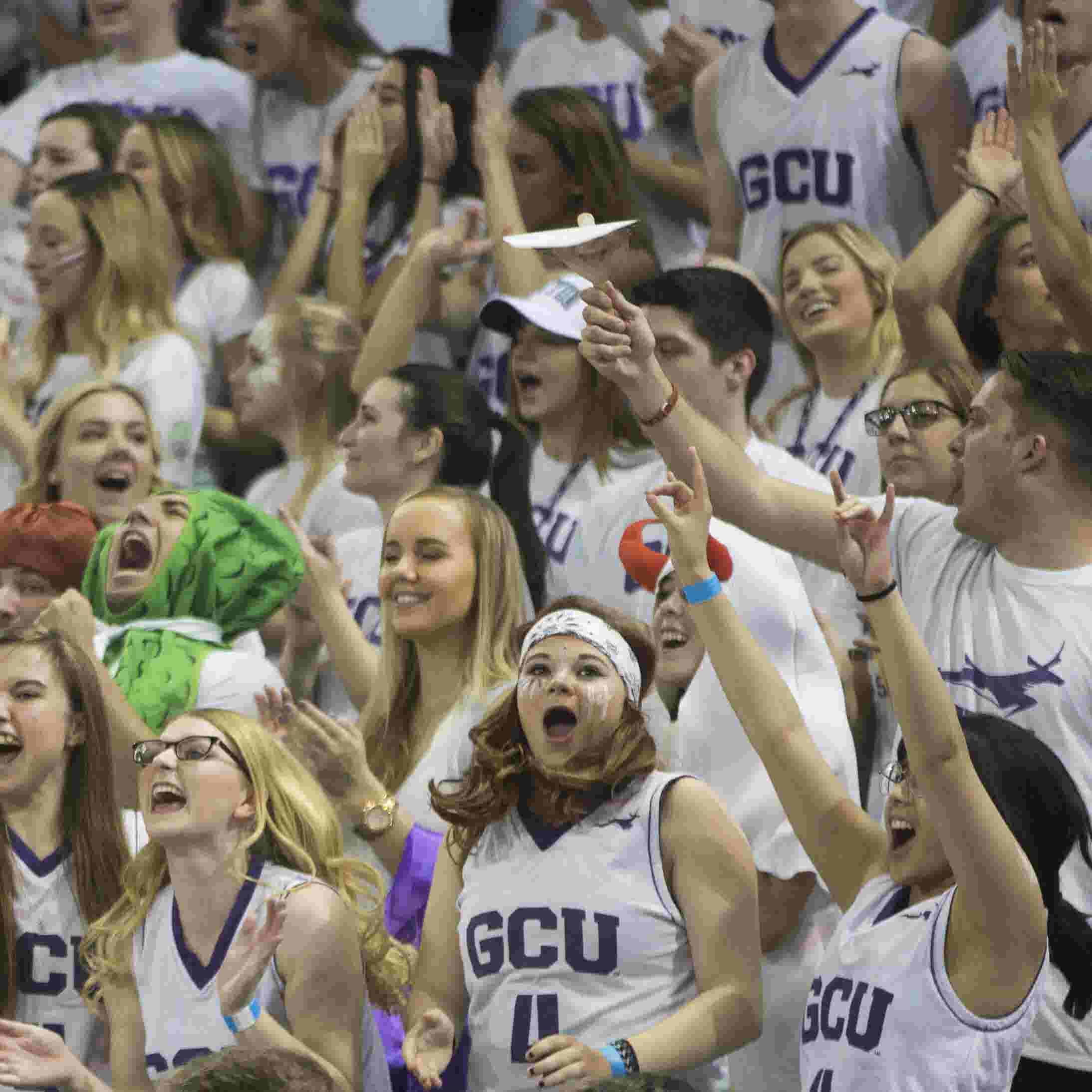 Are Gcu Fans The Craziest In College Hoops