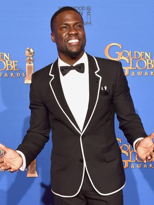 Kevin Hart in 2015.