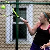 Girls Tennis: New Berlin Eisenhower vs. Shorewood