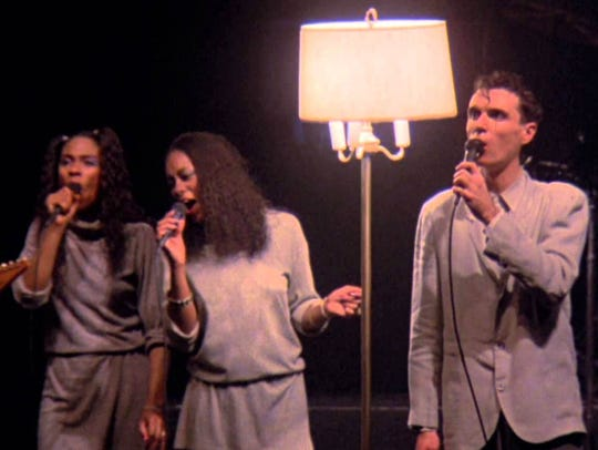 "Jonathan Demme's 1984 documentary, ""Stop Making Sense,"""