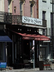 Ship to Shore is on West Strand Street in Kingston.