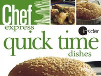 August E-book: Quick Time Dishes