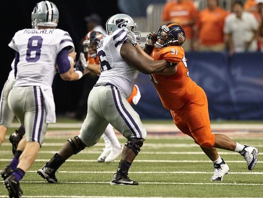 Kansas State Wildcats @ UTSA Roadrunners Football