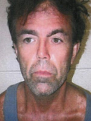 This undated photo provided by the EPA Enforcement Division shows James Ward. Federal officials said on Tuesday, Aug. 15, 2017, that Ward, who escaped custody in Wyoming four years ago, is being sought for the illegal dumping of radioactive oilfield waste in North Dakota.