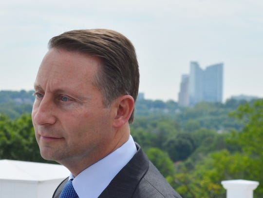 Westchester County Executive Rob Astorino has downplayed