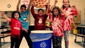 Eco-tool boxes will help Freehold students increase recycling school wide.