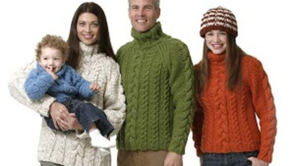 Free Aran Patterns For Kids