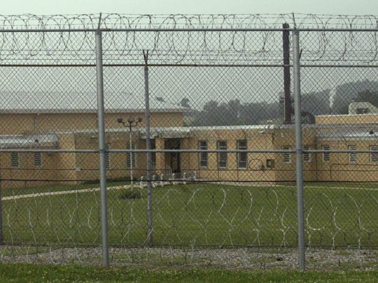 The all-female Edna Mahan Correctional Facility in Union Township, Hunterdon County.