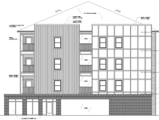 12-unit apartment building planned in North Capitol area
