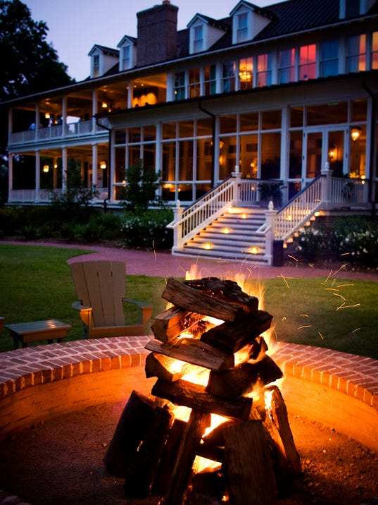 Travel Lowcountry Goes Luxe At Palmetto Bluff