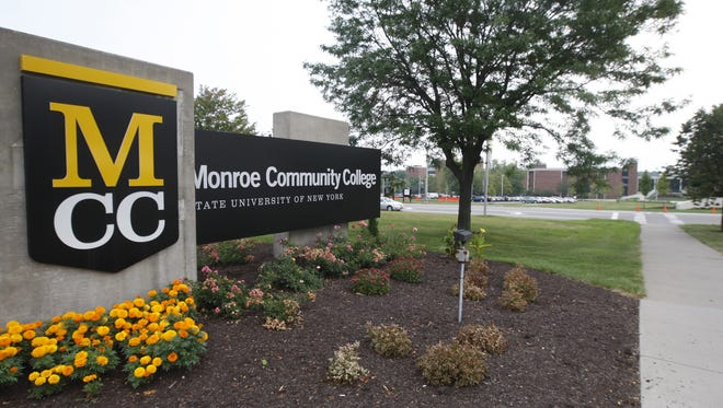 Monroe Community College has its main campus in Brighton,NY on Aug. 31, 2015.