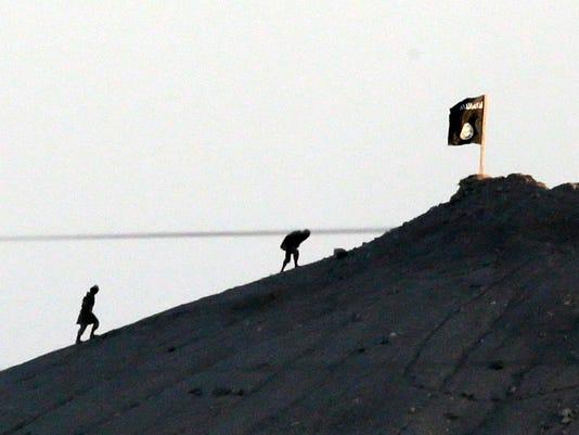 AP MIDEAST SYRIA BATTLE OF KOBANI I FILE TUR