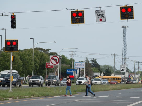 Wilmington Gas Prices >> Delaware's beach-bound brace for traffic