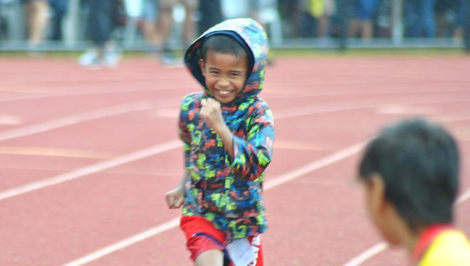 Sights, sounds and smiles from the 41st Special Olympics in Track and Field, held March 18 at Okkodo High School.