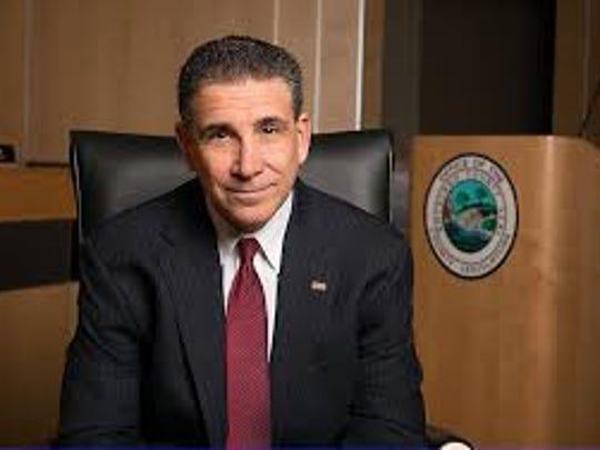 Legislator Lon Hofstein, R-New City, the governing body's Republican minority leader.