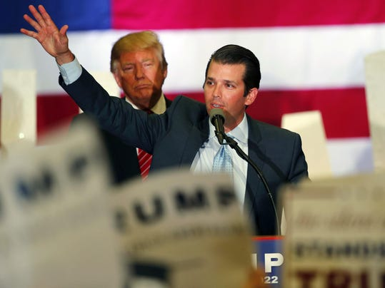 Donald Trump,Don Trump,Jr.
