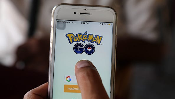 "It's only been a week after ""Pokemon Go"" was released. But the mobile gaming app has changed the way Pokemon trainers live."