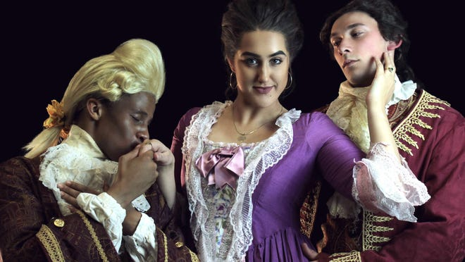 """""""The Misanthrope,"""" a 1666 French farce, is being performed by the Michigan State University Department of Theatre Nov. 10-19."""