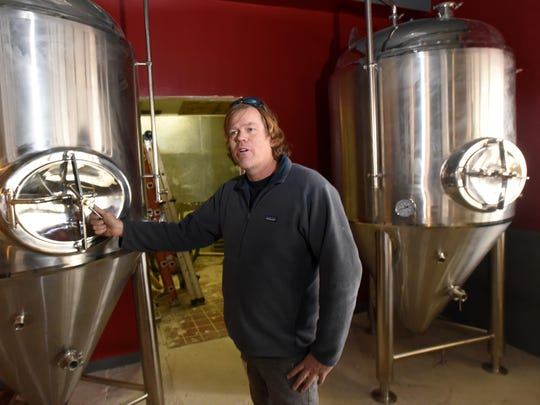 Co-owner David Haisman plans on making his new Farmington HUB Brewery and Grill a community gathering spot that features a wide variety of entertainment.