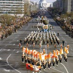 UT band should march in inaugural parade