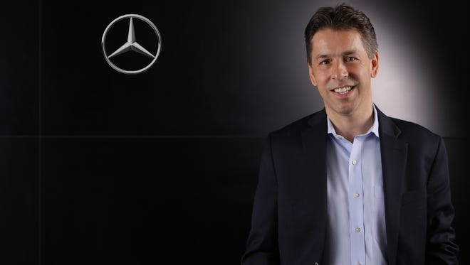 Dietmar Exler is the new CEO of Mercedes-Benz in North America