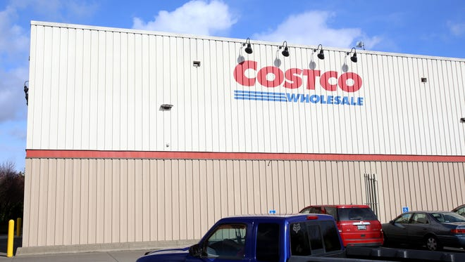 The Costco Wholesale warehouse store at 1010 Hawthorne Ave. SE in Salem on Thursday, Feb. 15, 2018.