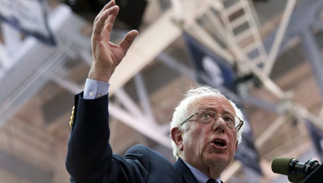 Democratic presidential candidate Sen. Bernie Sanders, I-Vt., will appear in Central Pennsylvania on Friday.
