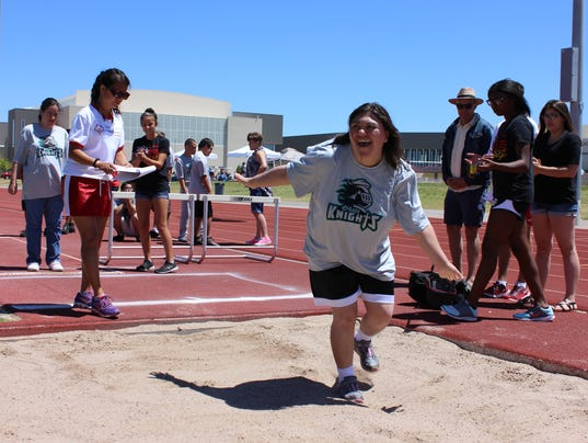Special Olympics Project UNIFY 1