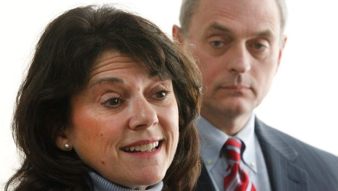 State Sen. Leah Vukmir (R-Wauwatosa)  and state Rep. Joe Sanfelippo (R-New Berlin) are sponsoring a package of bills in the Legislature that would toughen penalties for carjackings.
