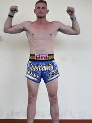 Reno's Brent Boltsa will be fighting in an unusual