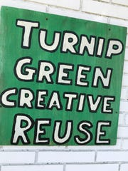 Turnip Green Creative Reuse Center