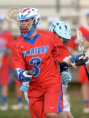 Riverside senior Ryan Cerino, who has 56 goals and 20 assists this season, earned a scholarship to Division I Bryant University in Smithfield, Rhode Island.