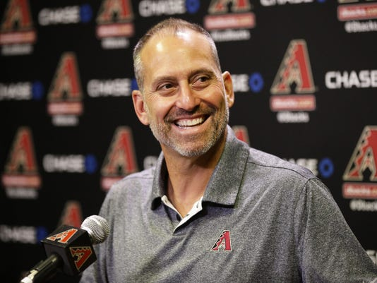 2017 National League Manager of the Year