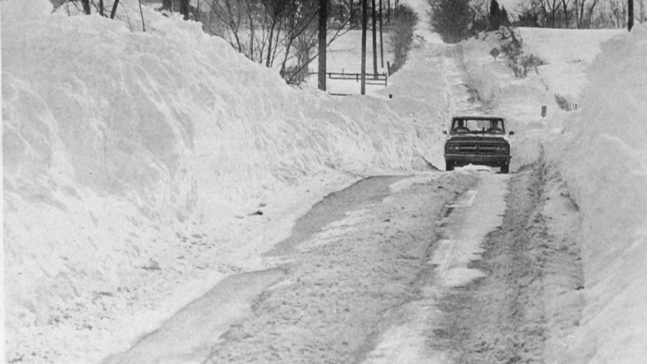 Brad Byrd recalls the Blizzard of 1978