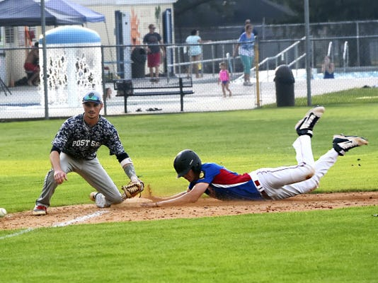Shippensburg goes into the Region 4 Legion Baseball Tournament with plenty of confidence, and manager Bobby Shannon thinks Post 223 can compete with any team in the playoffs.