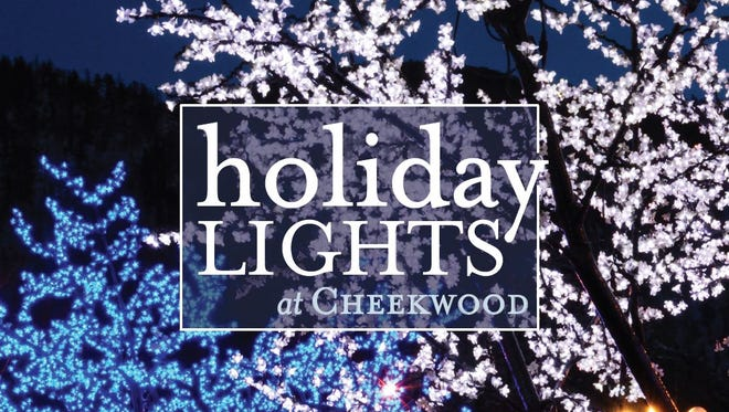 Win tickets to holiday LIGHTS at Cheekwood